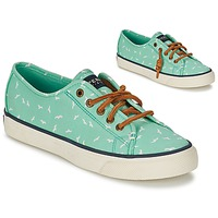 Sapatos Mulher Sapatilhas Sperry Top-Sider SEACOAST Verde
