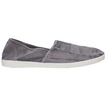 Sapatos Homem Sapatilhas Natural World lonas hombre - gris
