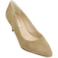 Sapatos Mulher Escarpim Calzados Vesga Estiletti 2413 Zapatos de Vestir de Mujer vermelho