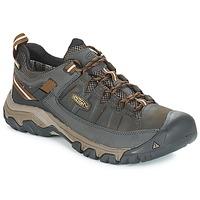 Sapatos Homem Sapatos de caminhada Keen TARGHEE III WP Cáqui