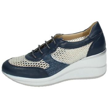 Sapatos Mulher Sapatilhas Moda Bella  Azul