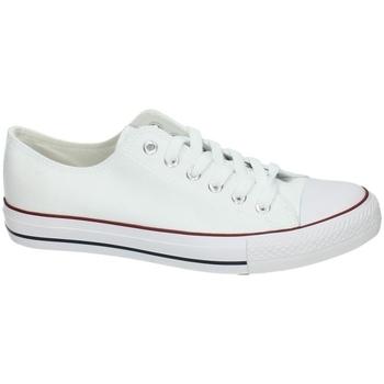 Sapatos Homem Sapatilhas Demax  Branco