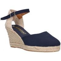 Sapatos Homem Alpargatas Fernandez 682  7C Mujer Azul marino bleu