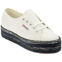 Sapatos Mulher Sapatilhas de cano-alto Superga  Multicolor