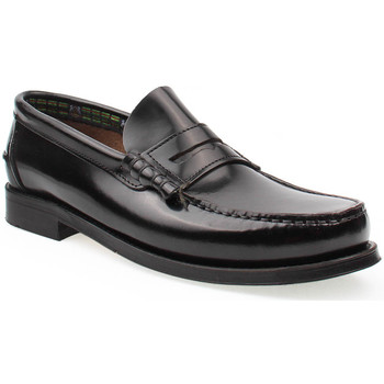 Sapatos Homem Mocassins Magnata M Shoes Clasic Preto