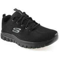 Sapatos Sapatilhas de ténis Skechers T Tennis Preto