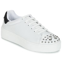 Sapatos Mulher Sapatilhas Vero Moda SITTA SNEAKER Branco