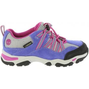 Sapatos Rapariga Sapatilhas Timberland A1QGQ TRAIL Morado