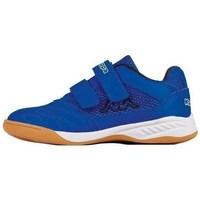 Sapatos Rapaz Sapatilhas Kappa Kickoff K Azul
