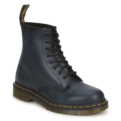 Sapatos Botas baixas Dr Martens 1460 Marinho