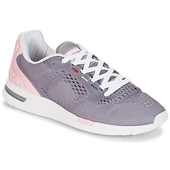 Sapatos Mulher Sapatilhas Le Coq Sportif LCS R PRO W ENGINEERED MESH Violeta