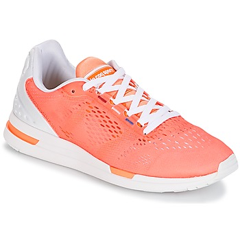 Sapatos Mulher Sapatilhas Le Coq Sportif LCS R PRO W ENGINEERED MESH Papaia / Punch