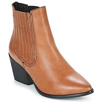 Sapatos Mulher Botins Musse & Cloud BECKY Conhaque