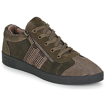 Sapatos Mulher Sapatilhas Mam'Zelle BADRIA Castanho
