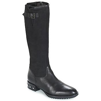 Sapatos Mulher Botas Mam'Zelle XANE Preto