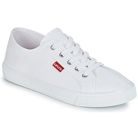 Sapatos Mulher Sapatilhas Levi's MALIBU BEACH S Branco