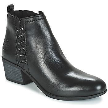 Sapatos Mulher Botins Marco Tozzi HISSU Preto