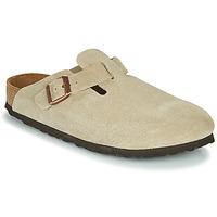 Sapatos Mulher Tamancos Birkenstock BOSTON SFB Toupeira