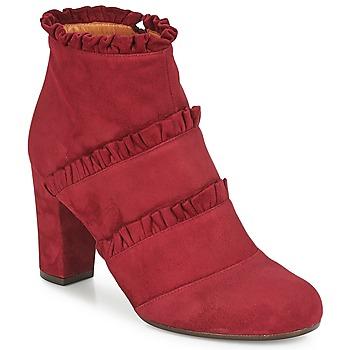 Sapatos Mulher Botins Chie Mihara KAFTAN Bordô