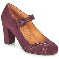 Sapatos Mulher Escarpim Chie Mihara KALEI Bordô