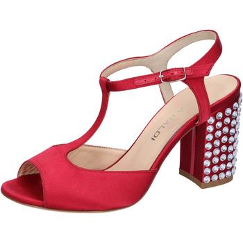 Sapatos Mulher Sandálias Lella Baldi Sandálias AH826 vermelho