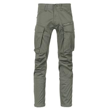Textil Homem Calça com bolsos G-Star Raw ROVIC ZIP 3D STRAIGHT TAPERED Cinza / Verde