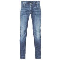 Textil Homem Calças de ganga slim G-Star Raw D-STAQ 5-PKT SLIM Azul / Índigo