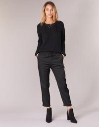 Textil Mulher Calças finas / Sarouels G-Star Raw BRONSON JOG Preto