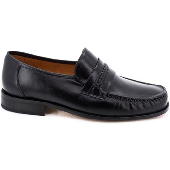 Sapatos Homem Mocassins Esteve 1105 Preto