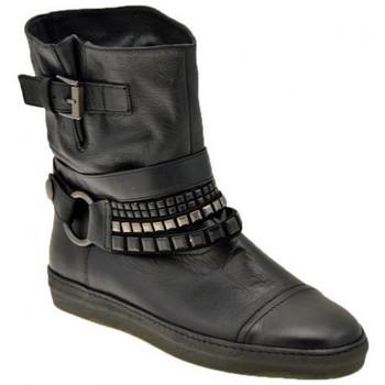 Sapatos Mulher Botins Janet&Janet  Preto