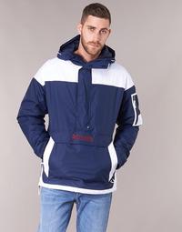 Textil Homem Jaquetas Columbia CHALLENGER PULLOVER Marinho / Branco