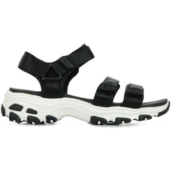 Sapatos Mulher Sandálias Skechers D'Lites Fresh Catch Preto