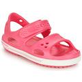 Sapatos Rapariga Sandálias Crocs