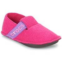 Sapatos Rapariga Chinelos Crocs CLASSIC SLIPPER K Rosa