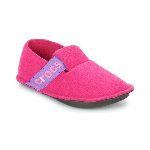 Sapatos Rapariga Chinelos Crocs CLASSIC SLIPPER K Rosa
