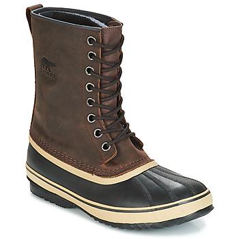 Sapatos Homem Botas de neve Sorel PREMIUM T Castanho