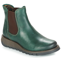 Sapatos Mulher Botas baixas Fly London SALV Verde