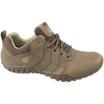 Sapatos Homem Sapatilhas Caterpillar Instruct Marron