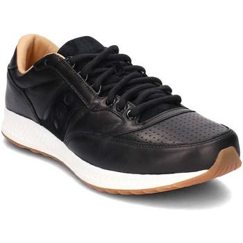 Sapatos Homem Sapatilhas Saucony Freedom Runner Preto