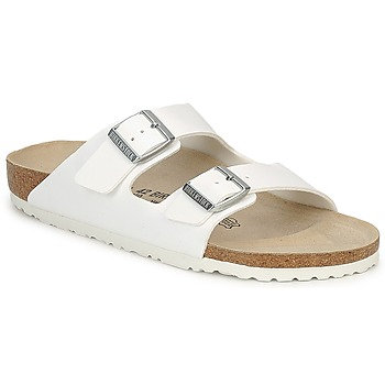 Sapatos Homem Chinelos Birkenstock ARIZONA Branco