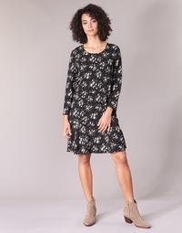 Textil Mulher Vestidos curtos Betty London JAFLORI Preto