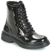 Sapatos Rapariga Botas baixas Bullboxer LANA Preto