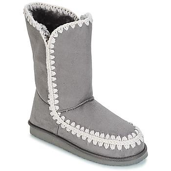 Sapatos Mulher Botas Les Petites Bombes NATHALIE Cinza