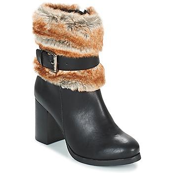 Sapatos Mulher Botins Les Petites Bombes JESSY Preto