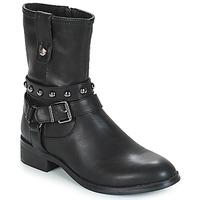 Sapatos Mulher Botas baixas LPB Shoes LOUNA Preto