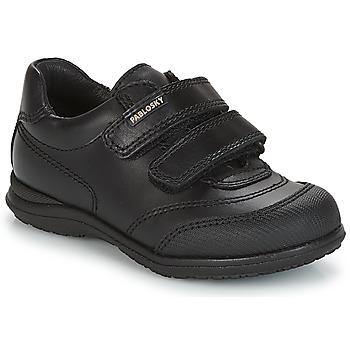 Sapatos Rapaz Sapatos Pablosky BAKKYLIN Preto