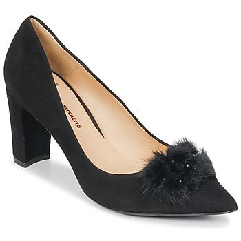 Sapatos Mulher Escarpim Perlato PRELAO Cam / Preto