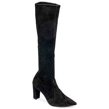 Sapatos Mulher Botas Perlato JEANY Cam / Preto