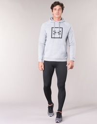 Textil Homem Collants Under Armour COLDGEAR LEGGING Preto