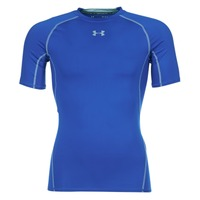 Textil Homem T-Shirt mangas curtas Under Armour UA HG ARMOUR SS COMPRESSION Azul
